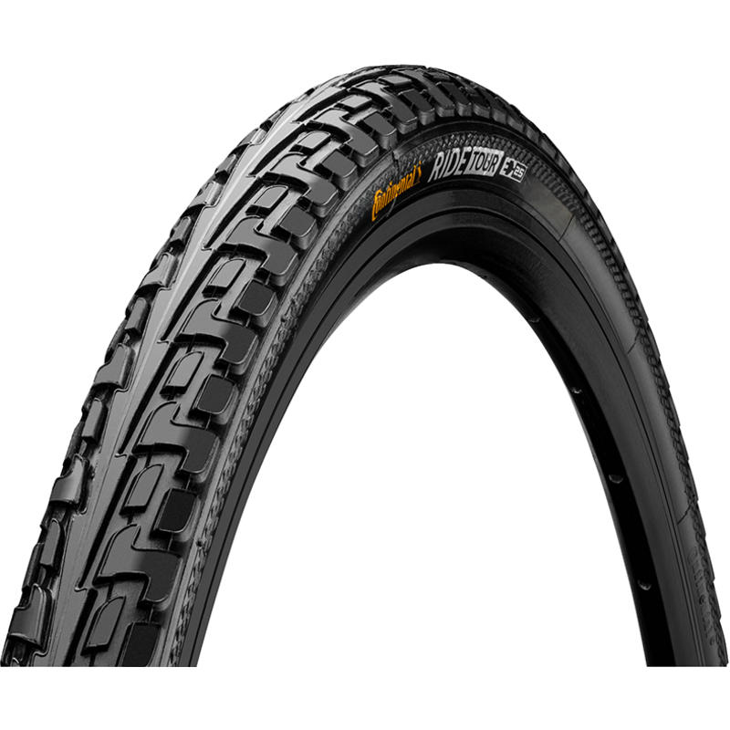 Ride Tour 700C Wire Tire Black