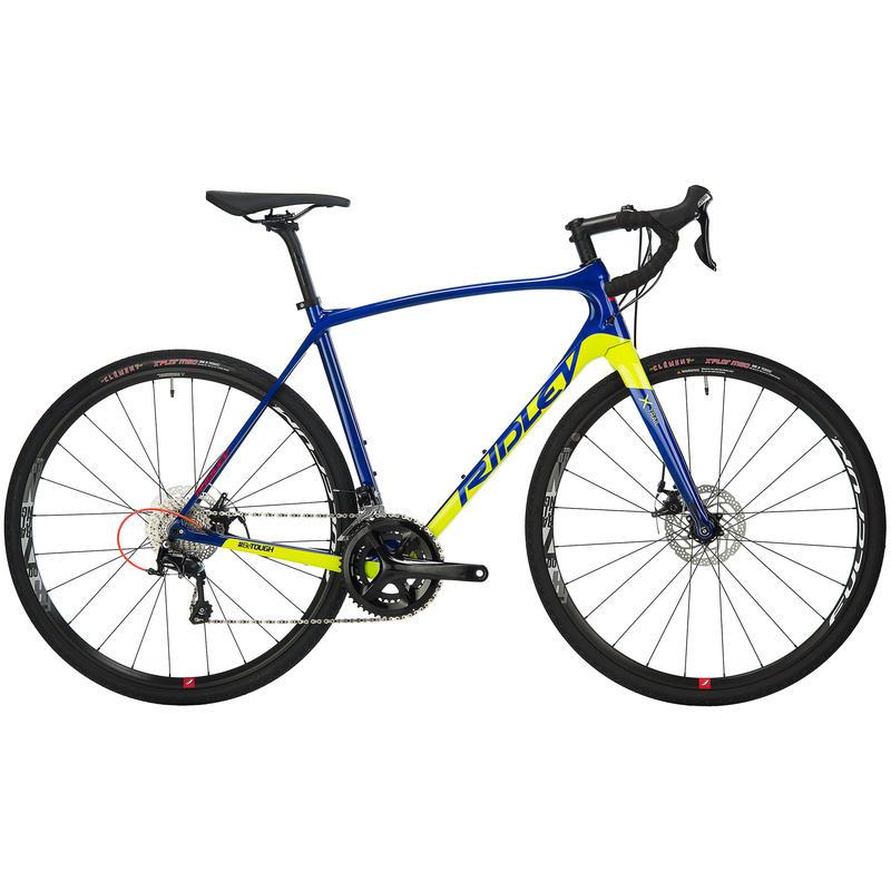 Vélo X-Trail C50 Bleu foncé/Lime