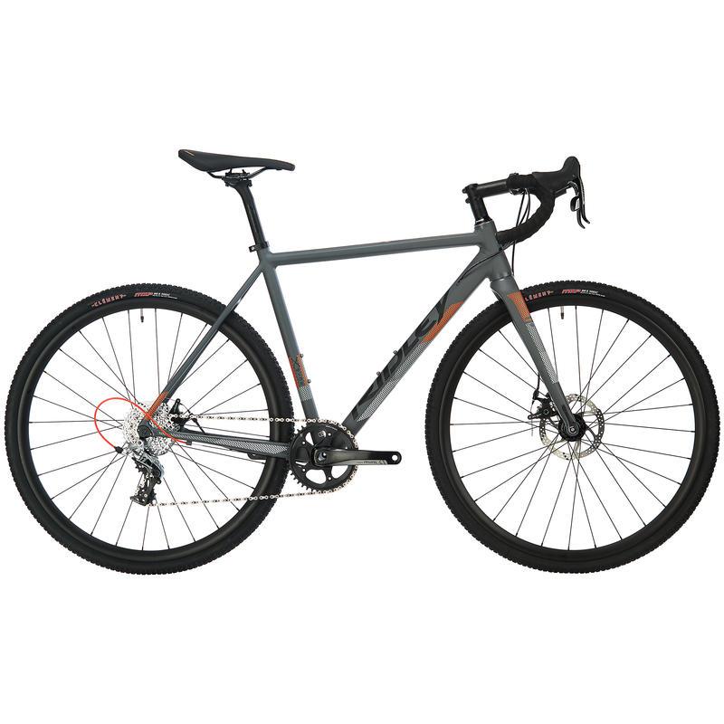 Vélo X-Ride A45 Gris/Noir/Orange