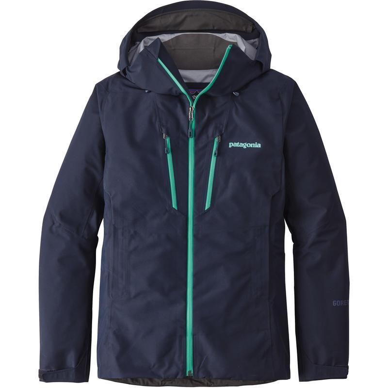 Manteau Triolet Bleu marine/Bleu détroit