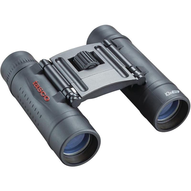 Tasco 10x25 Roof Prism Compact Binoculars
