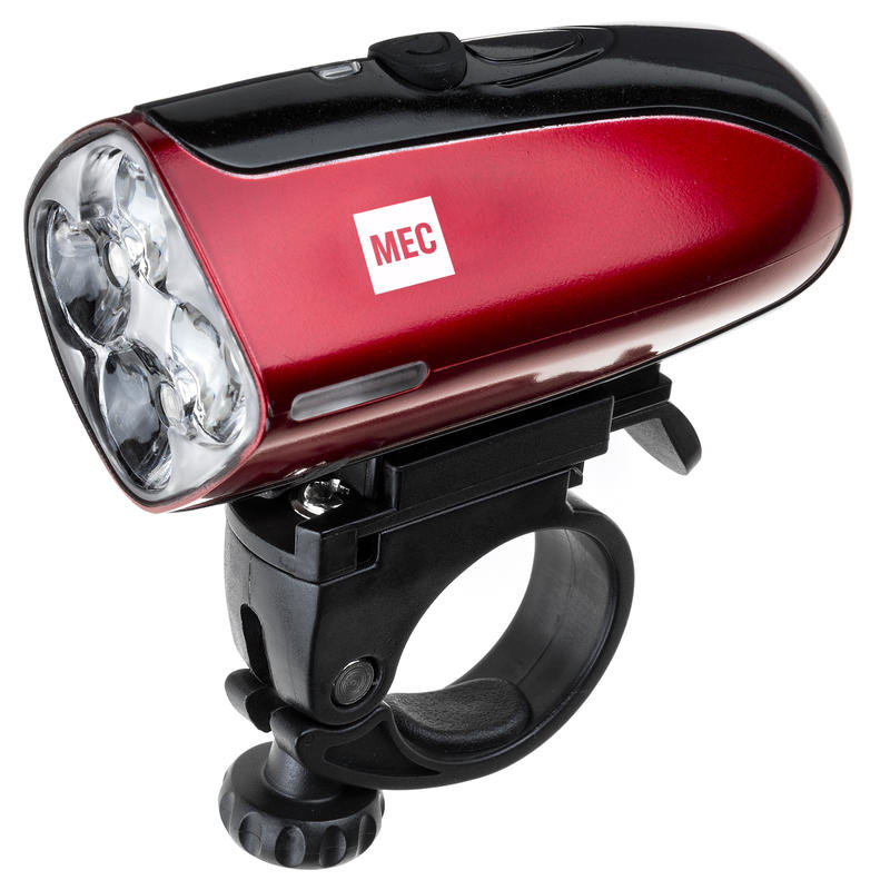 Phare à DEL Zinger 480 USB Rouge/Noir
