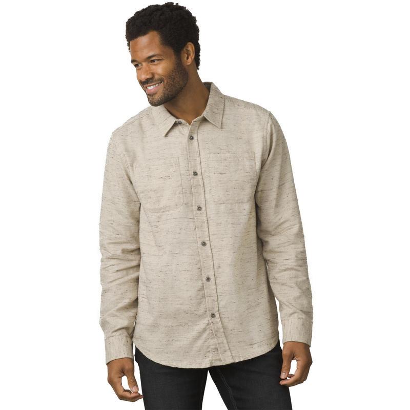 chemise trey en flanelle de prana hommes mec. Black Bedroom Furniture Sets. Home Design Ideas
