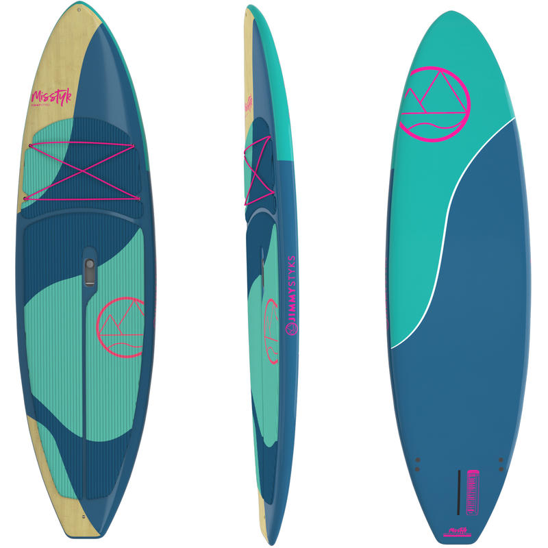 Jimmy Styks Misstyk Stand Up Paddleboard Women S Mec