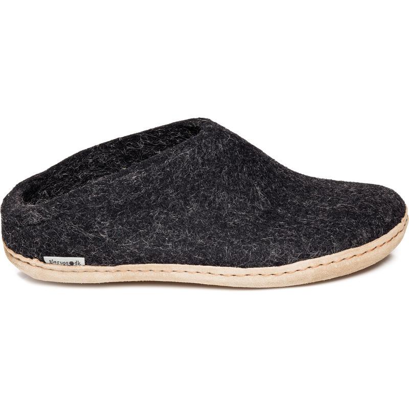 32632038c85b3 Glerups The Slipper (Leather Sole) - Unisex   MEC
