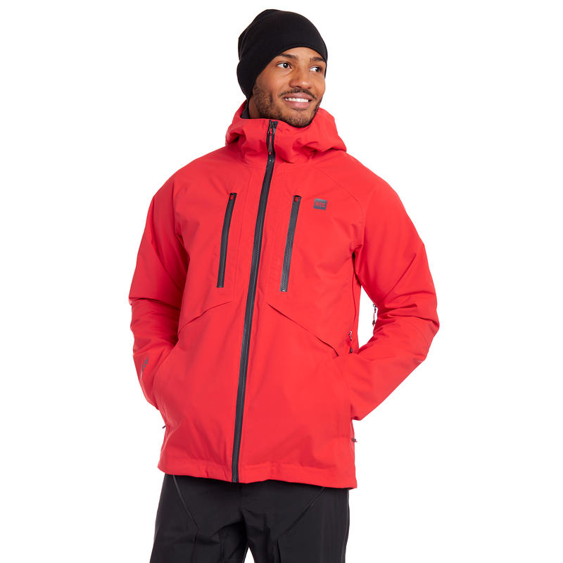 Centre Point Insulated Jacket Victory Red