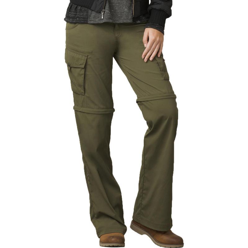 Sage Convertible Pants - Regular Inseam Cargo Green