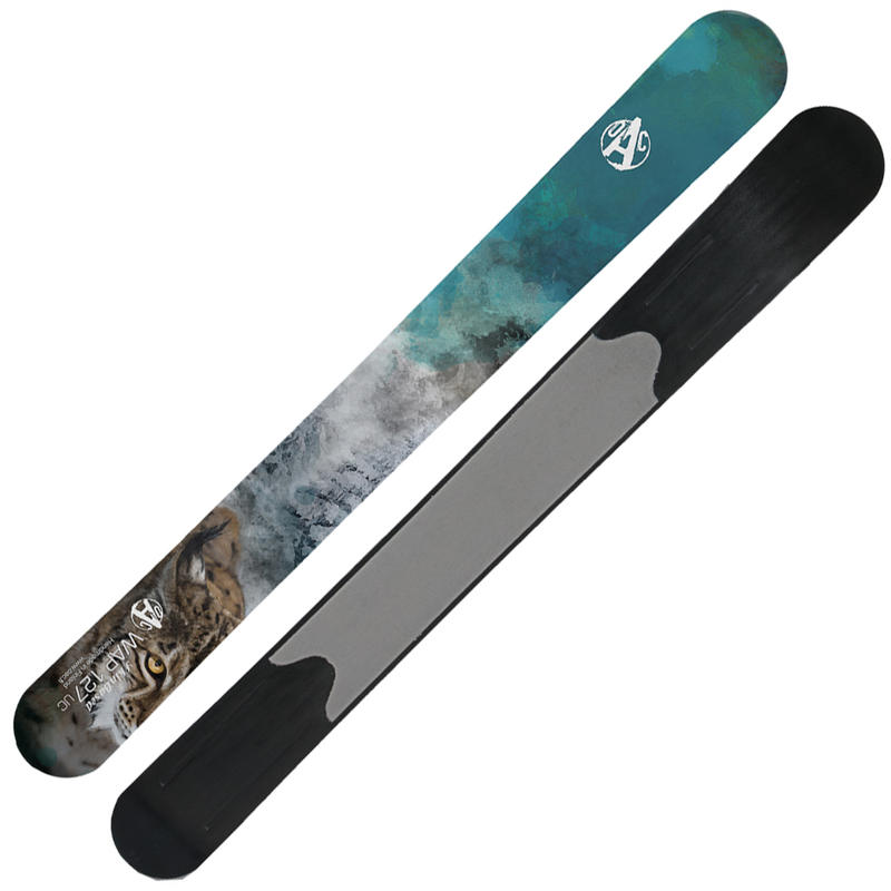 Skis WAP UC avec fixations EA