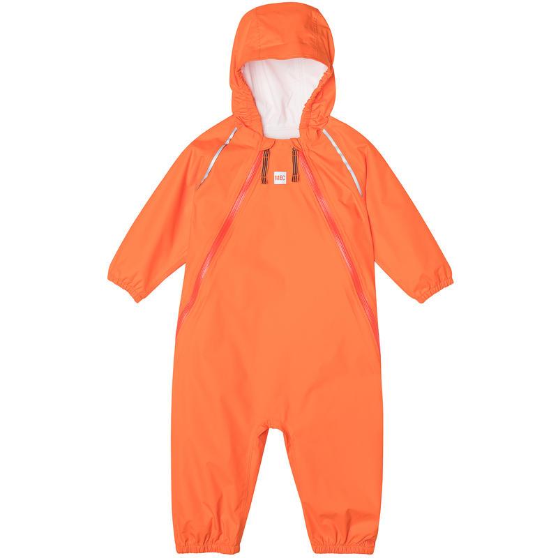 Newt Suit Tangerine
