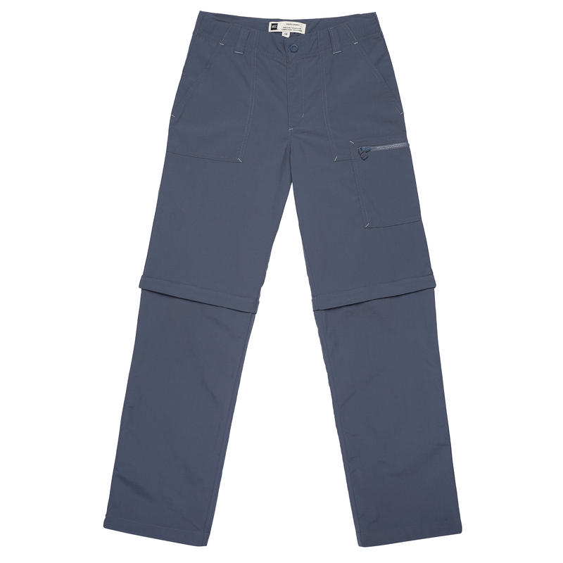 Scout Zip Leg Pants Shadow