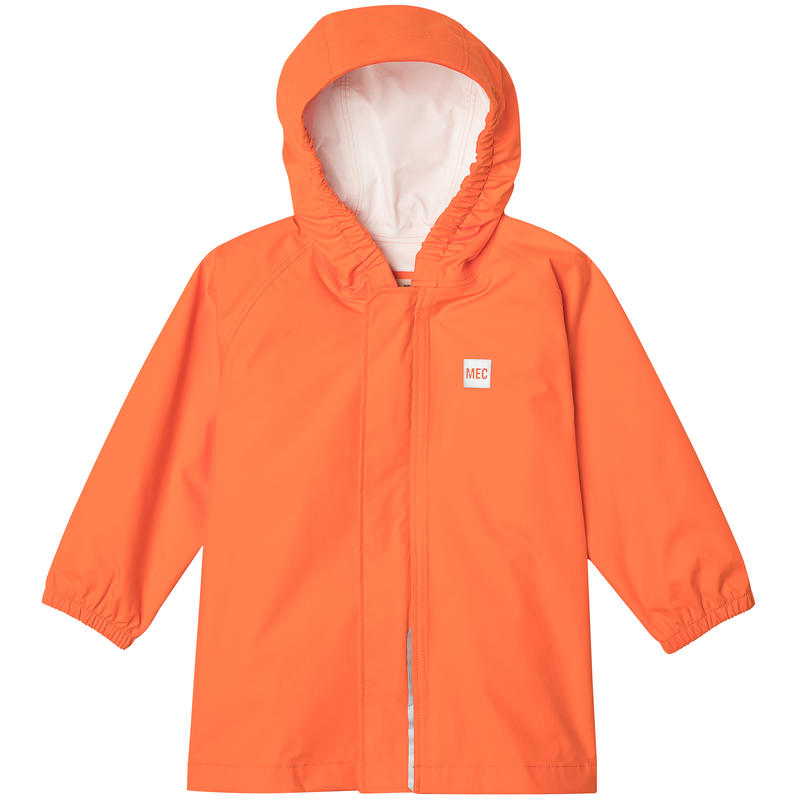 Cloudburst Jacket Tangerine