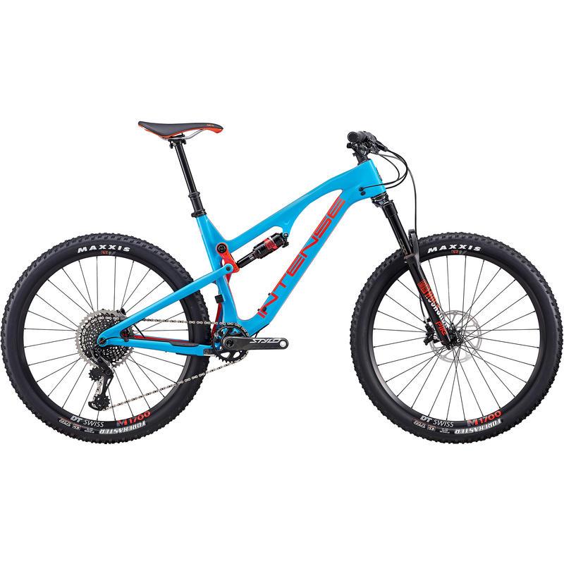 Vélo Spider - série Pro Bleu/Orange