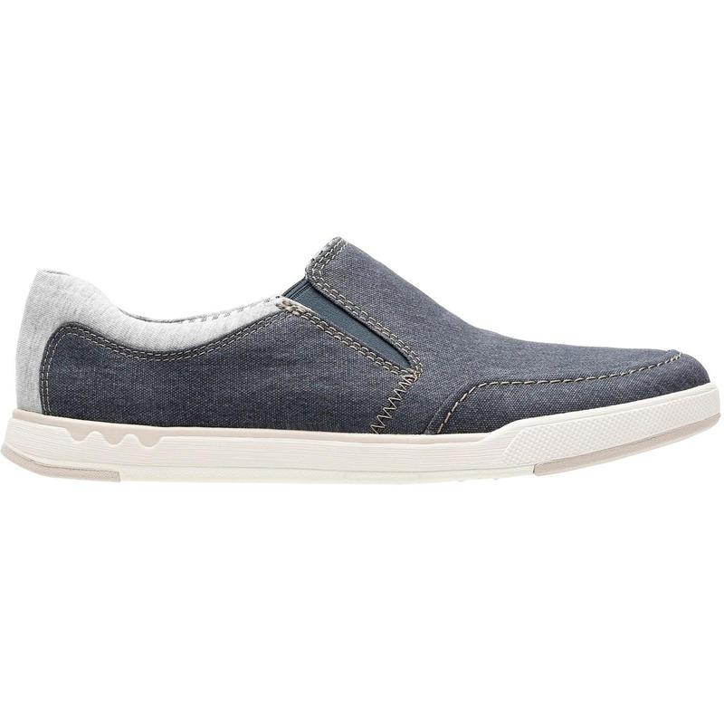 af074a0f55ee8 Clarks Step Isle Slip Shoes - Men s