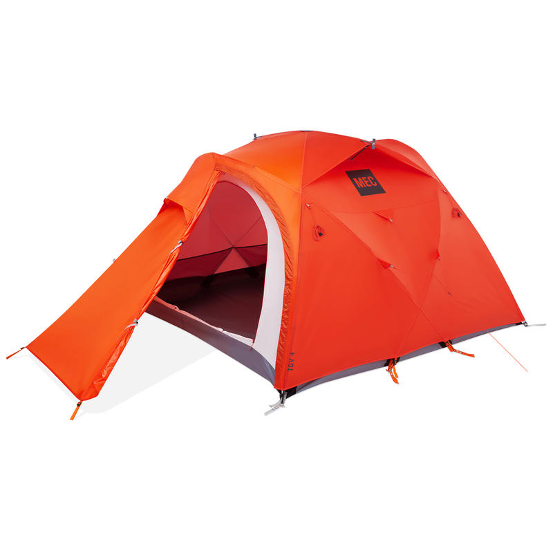Mec Tgv 4 Person 4 Season Tent