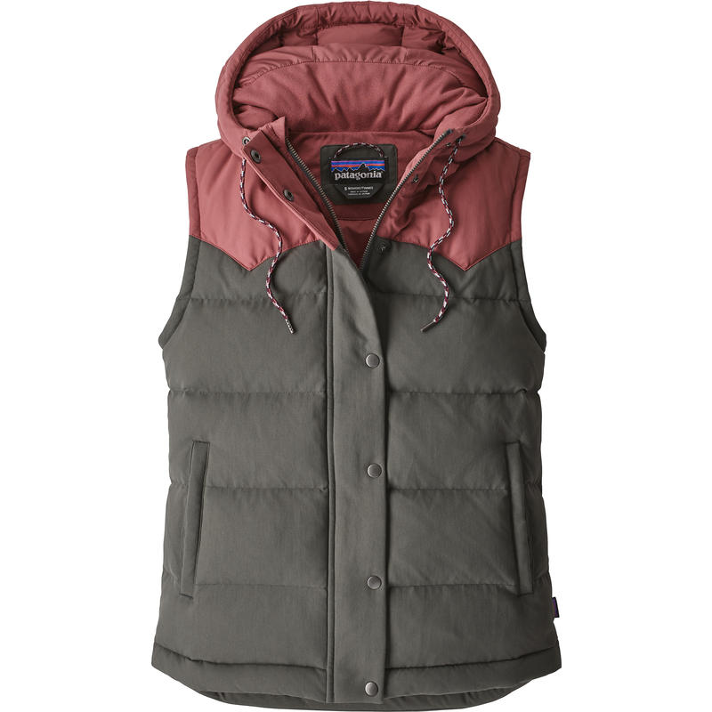 Patagonia Bivy Hooded Vest Women S