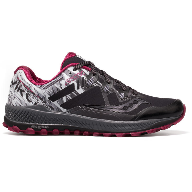 Saucony: This Shoe Makes Running on Icy Roads a Breeze