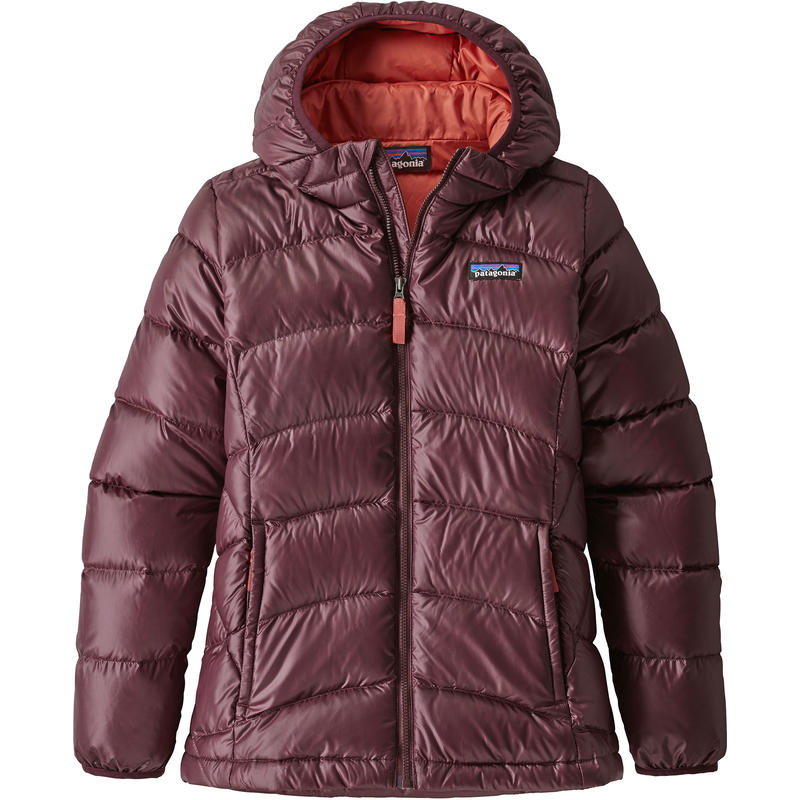 7db55bb1a Patagonia Hi-Loft Down Sweater Hoody - Girls' - Youths   MEC