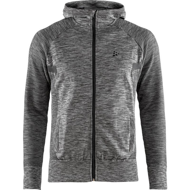 Craft Breakaway Fuseknit Hooded Jacket - Men s 7ae479040