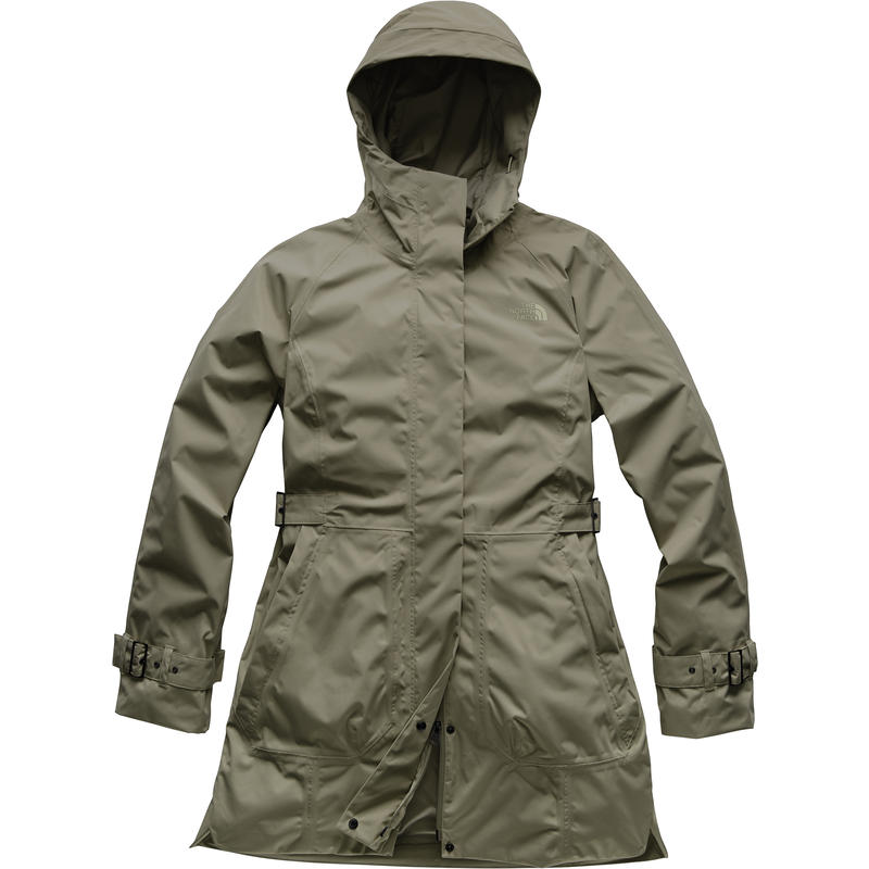 The North Face City Breeze Rain Trench Women S