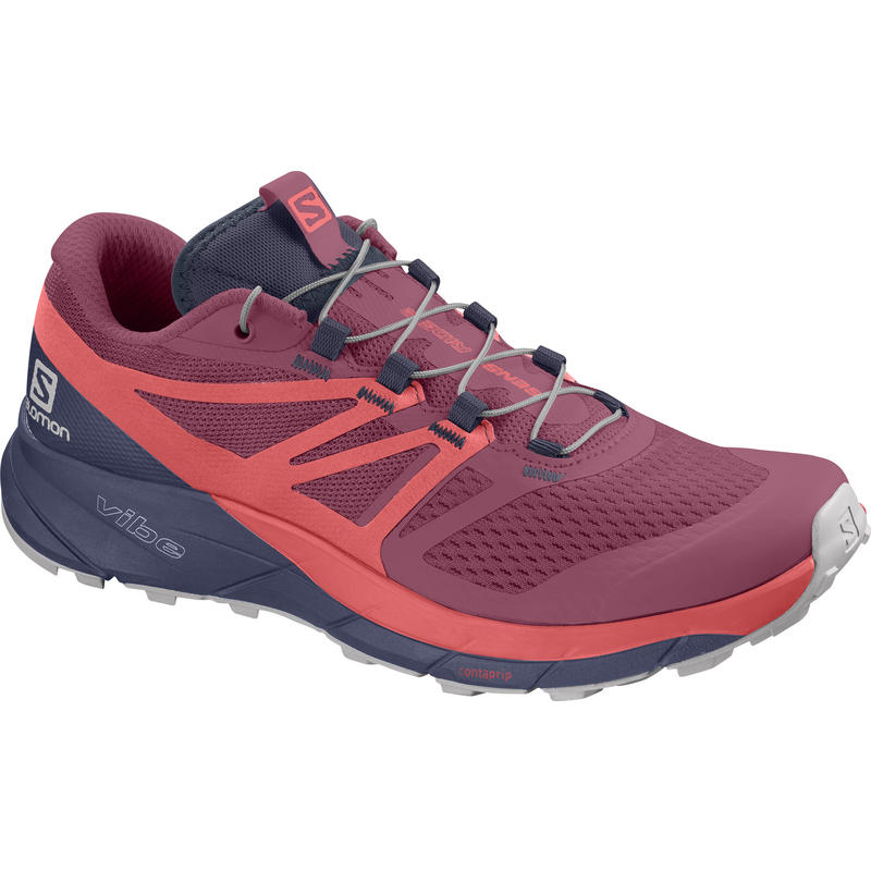 b5079172fb9a Salomon Sense Ride 2 Trail Running Shoes - Women s