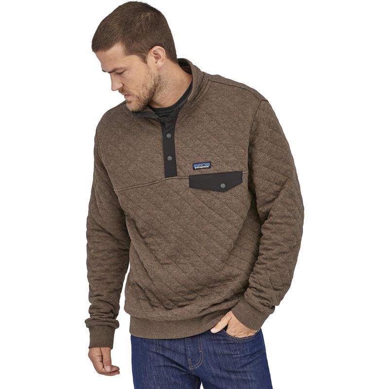 Patagonia Cotton Quilt Snap T Pullover Men S Mec