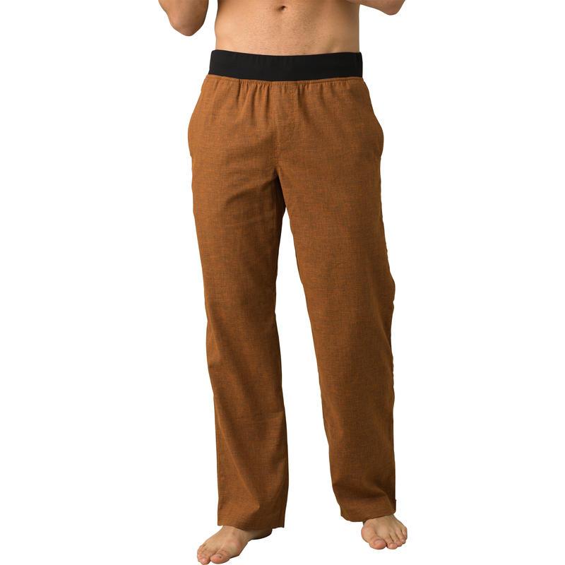 Prana Yoga vêtements Autocollant Decal New Orange