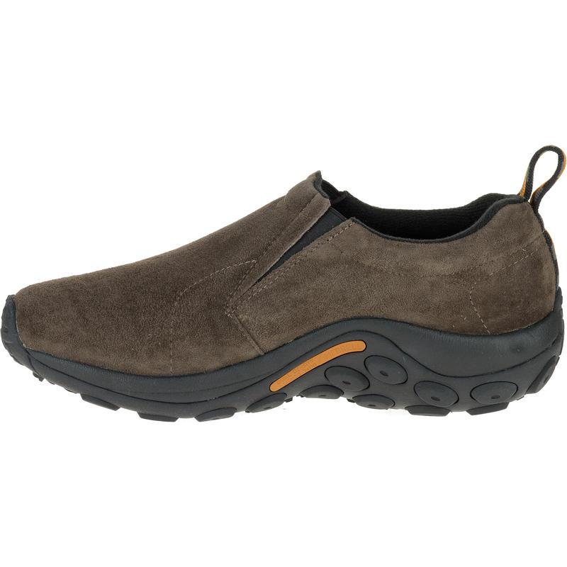 Merrell Homme Jungle Moc Chaussures De Marche Imperméable Slip On Respirant suede mesh