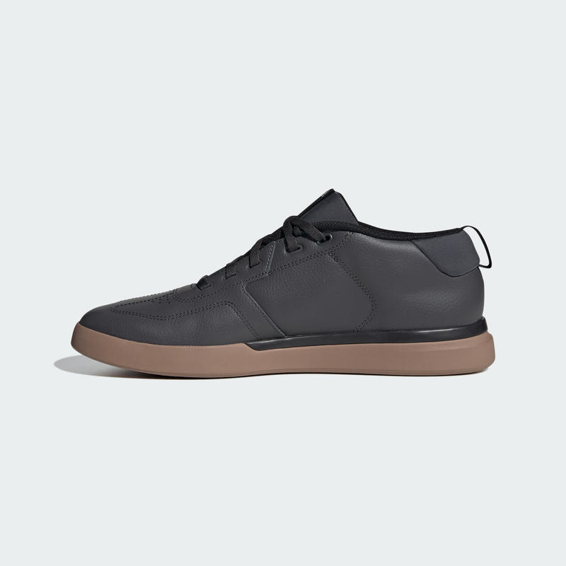 Five Ten Sleuth BC0755 Mens Black Suede Low Top Lace Up Athletic Cycling Shoes 9