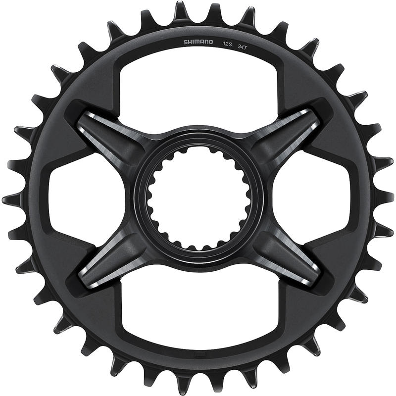 Shimano SM-CRM85 Deore XT 12-Speed Single Bike Chainring