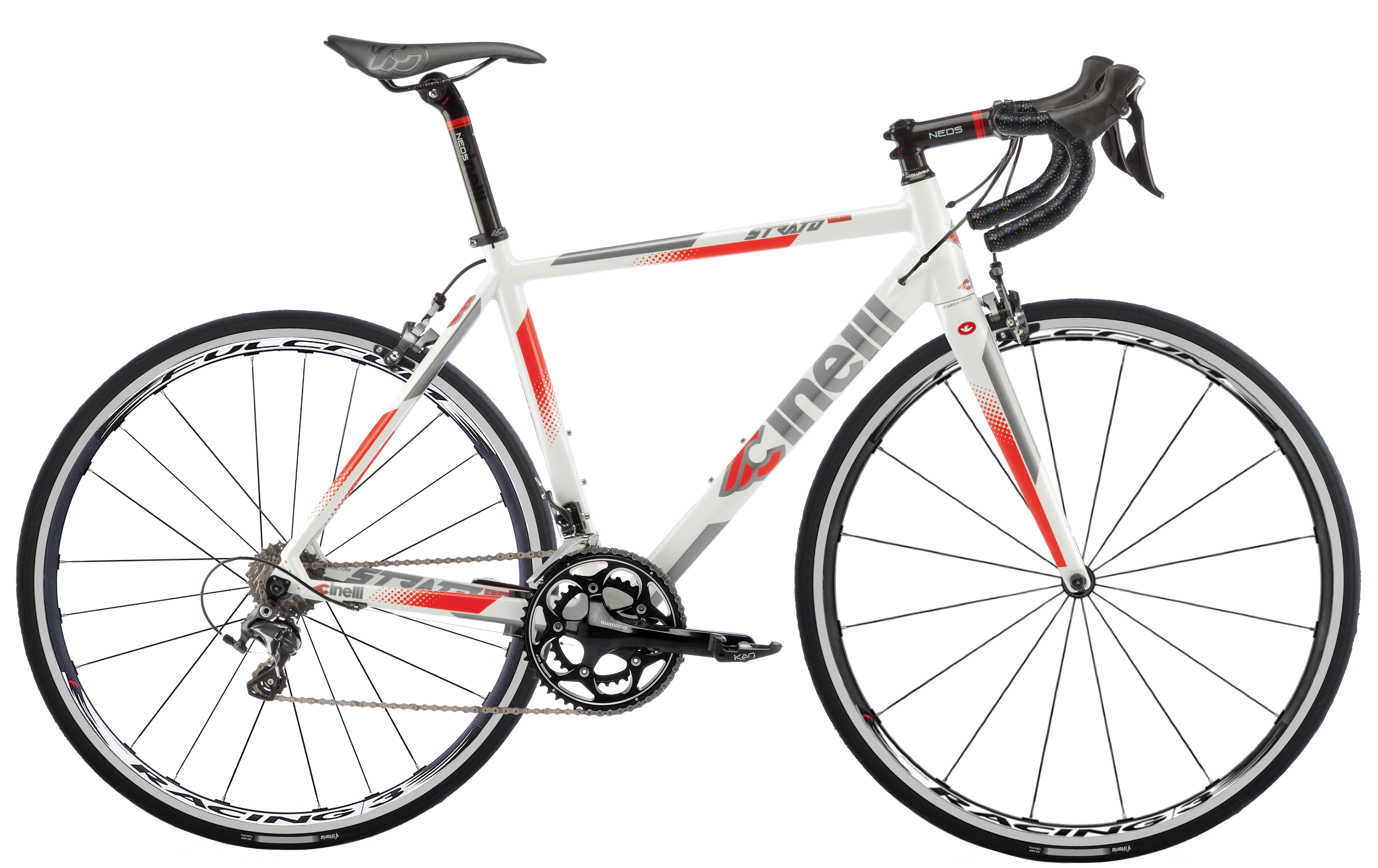 Cinelli Strato Faster Road Bicycle Unisex
