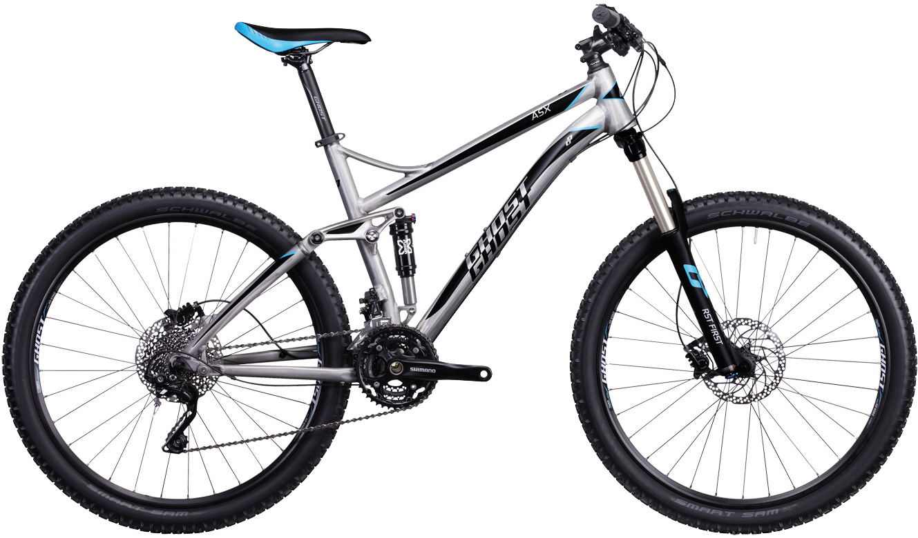 d36378d9db3 Ghost ASX 5100 Bicycle - Unisex