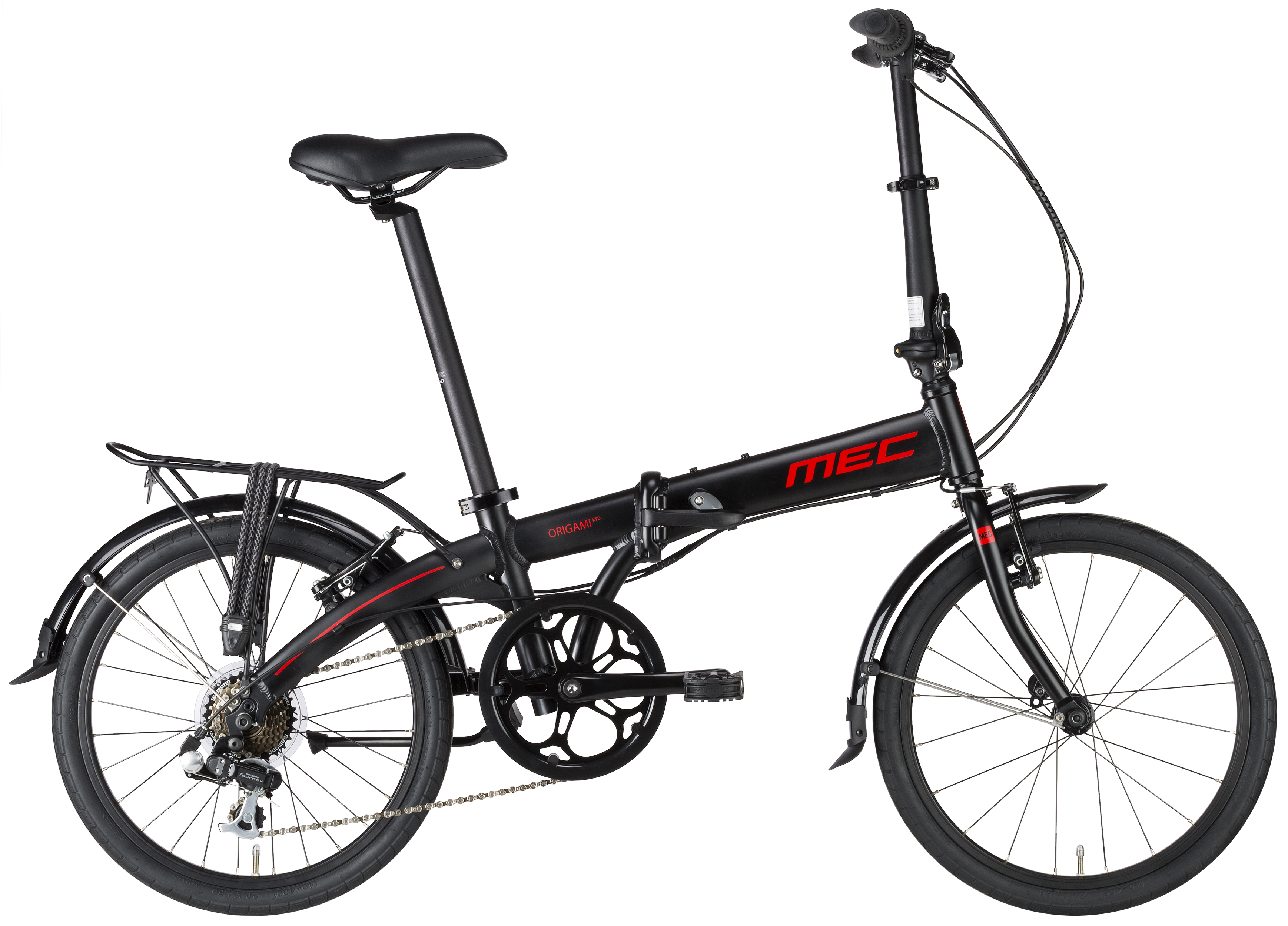 Brand New in Box w disc brake Folding//foldable Bike OKI-O 7 Speed 20/'/'