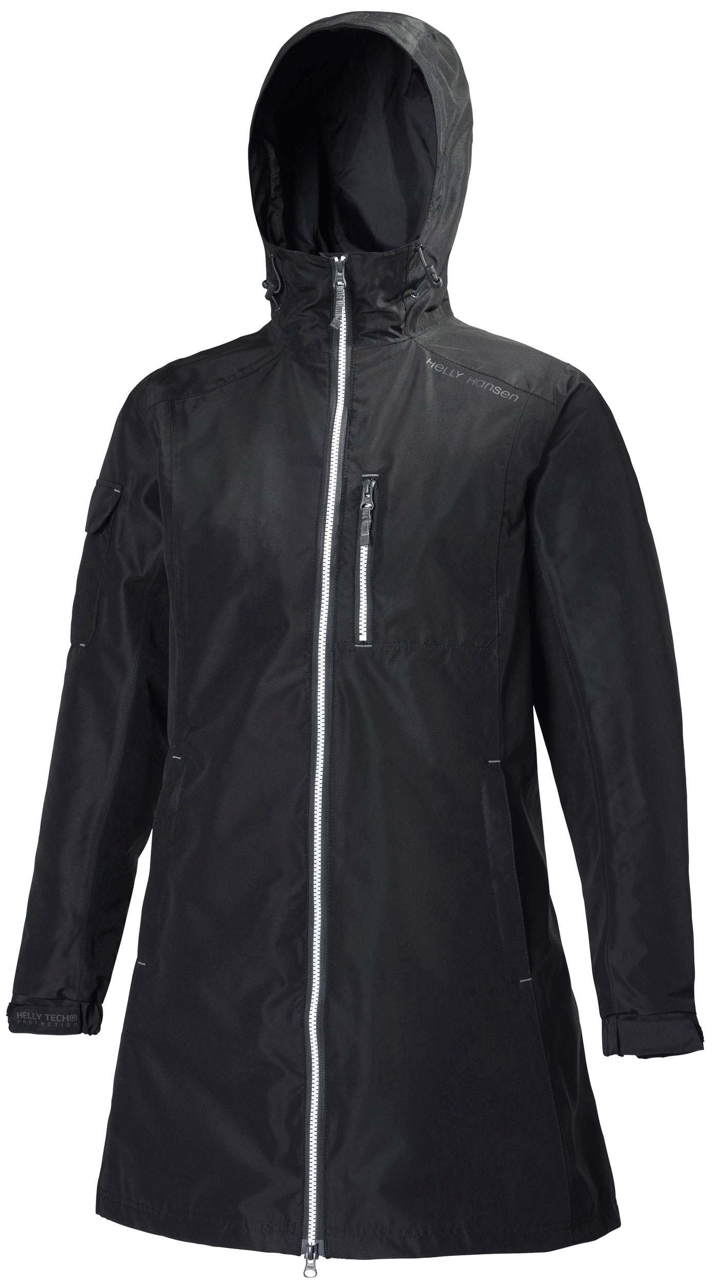 Helly Hansen Long Belfast Rain Jacket - Women's