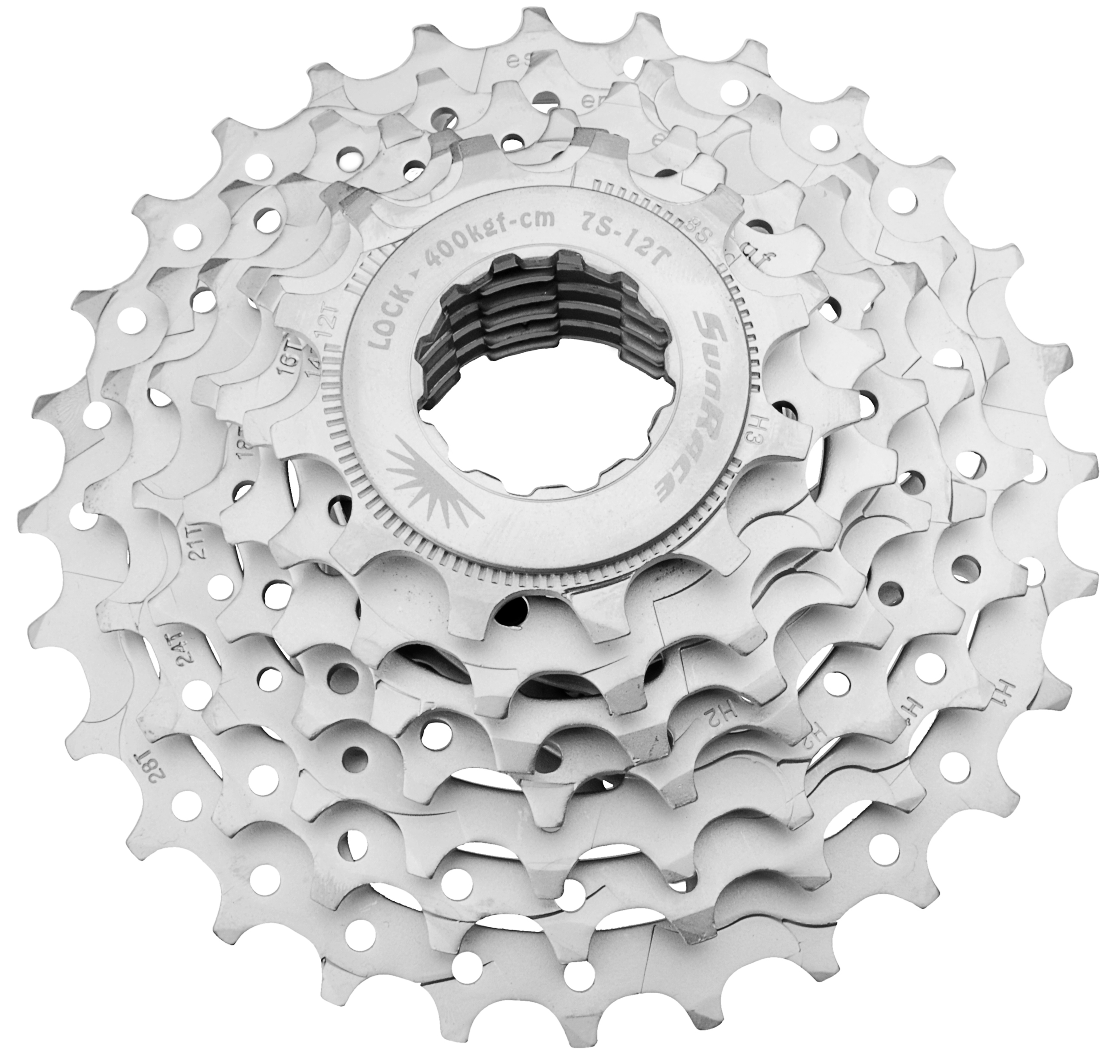 Cassettes And Freewheels For Cycling Sproket 8 Speed Shimano Hg 31 11 34t