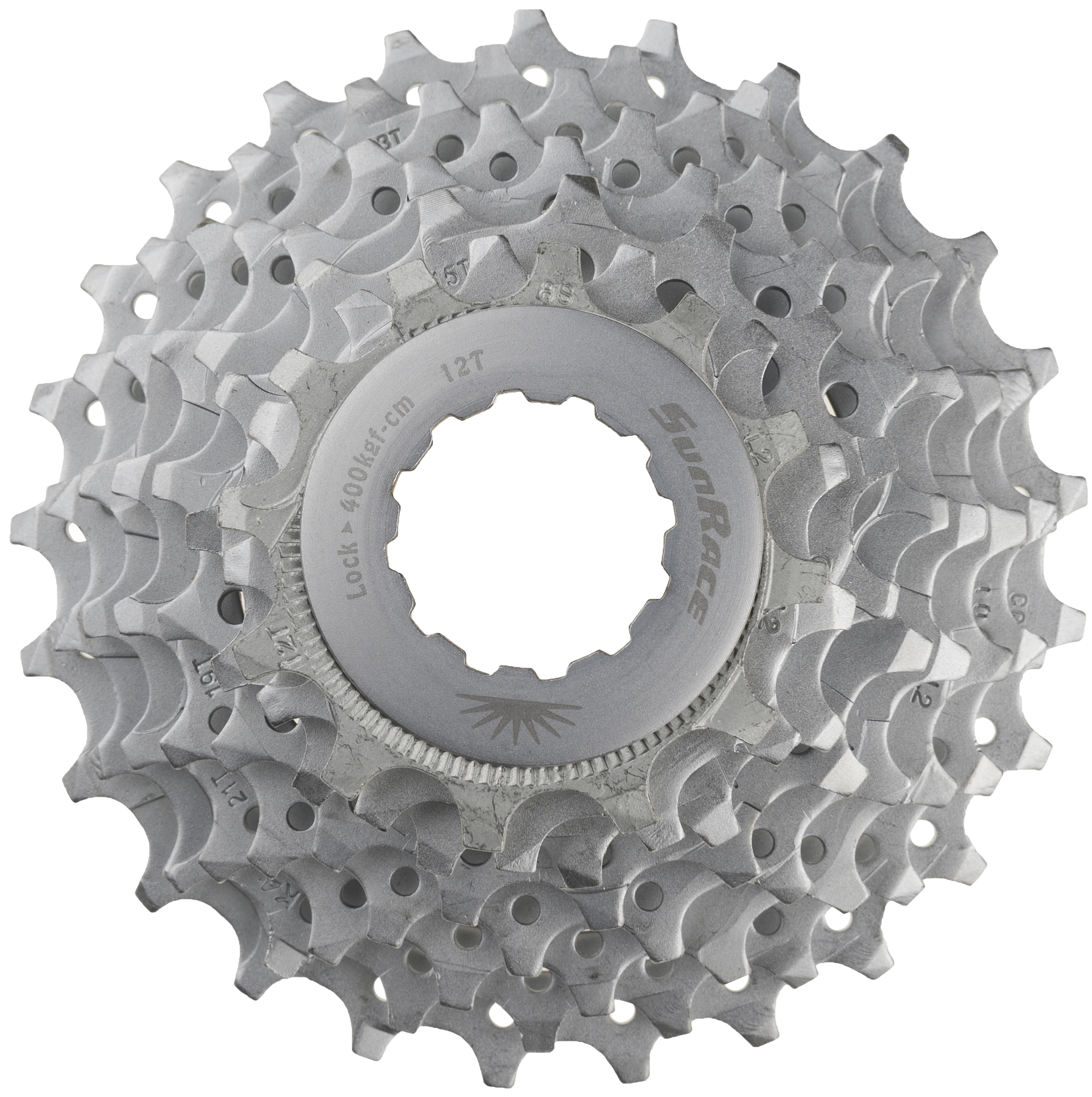 Compatible 12-25 8 Speed Sunrace Road Bike Cassette Shimano or Sram