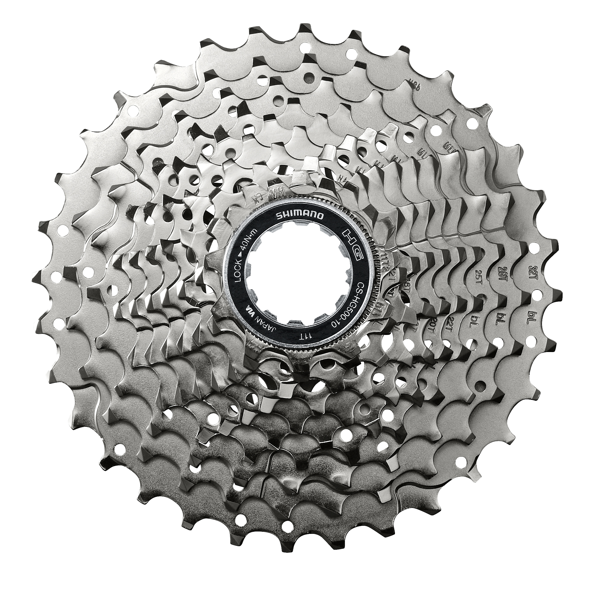 Shimano Cassettes And Freewheels Sproket 8 Speed Hg 31 11 34t