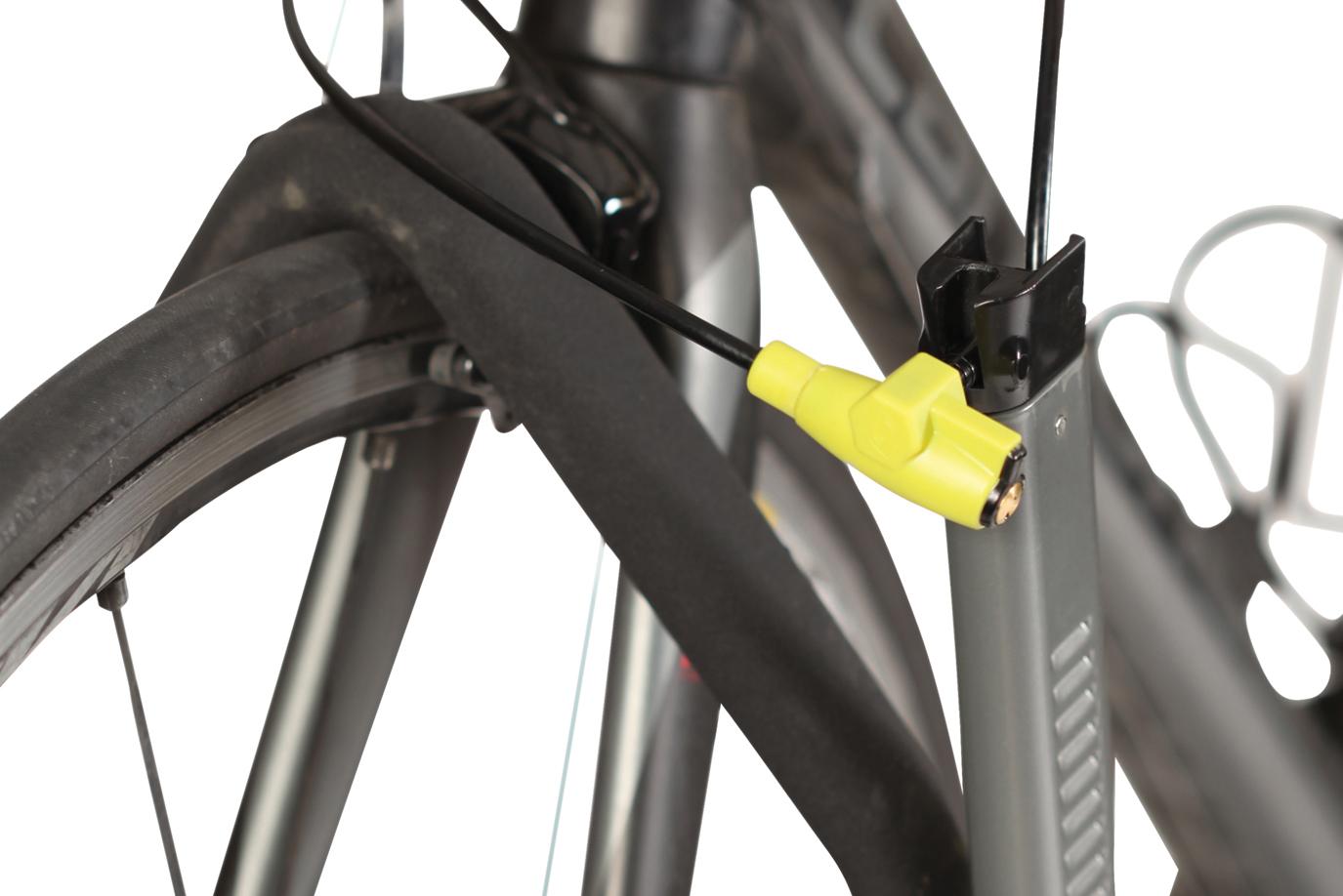 Swagman Semi 2 0 Locking 2 Bike Dual Rec Rack