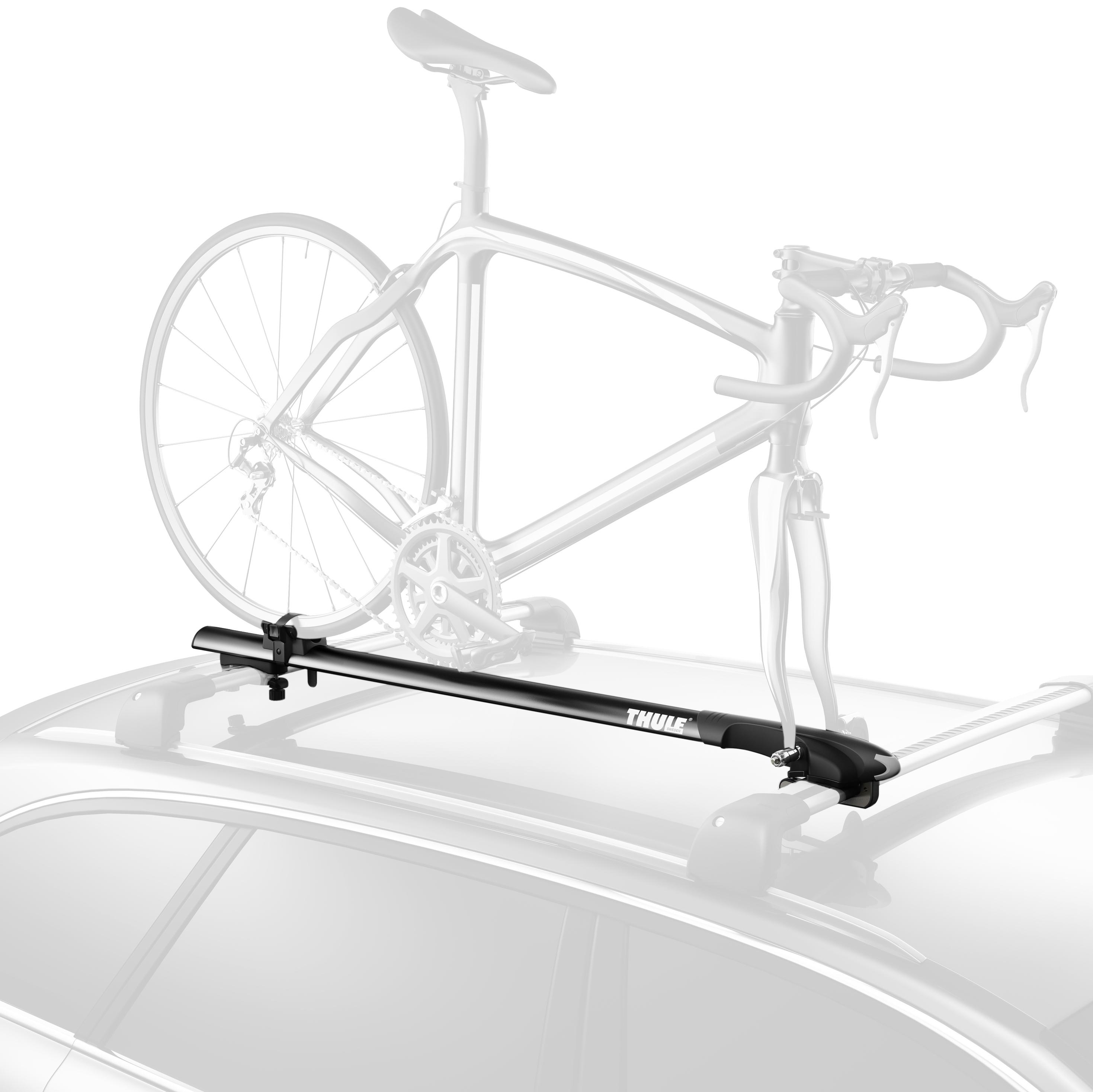 thule circuit 526 fork down bike carrier
