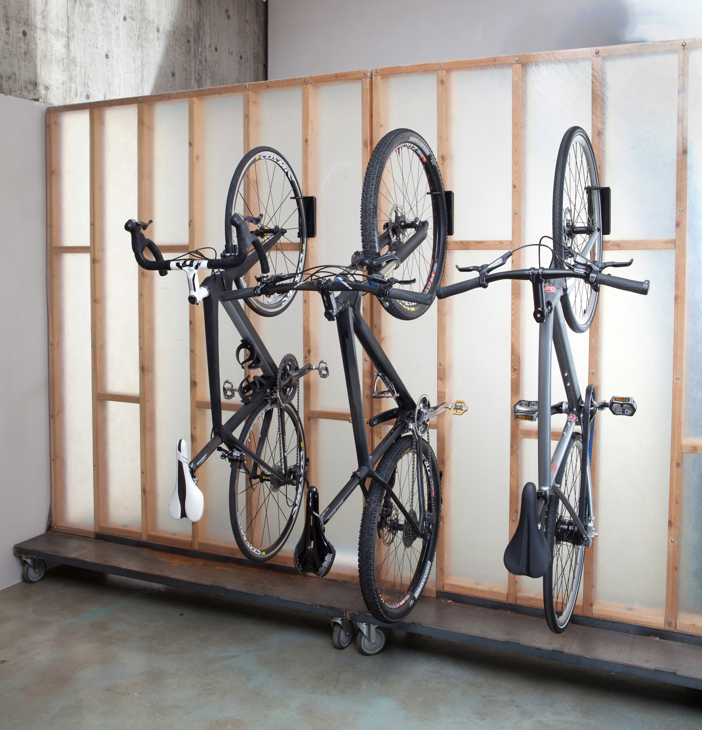 for bike my bikes rack storease hanging smart small solutions at four storage dwelling panel house