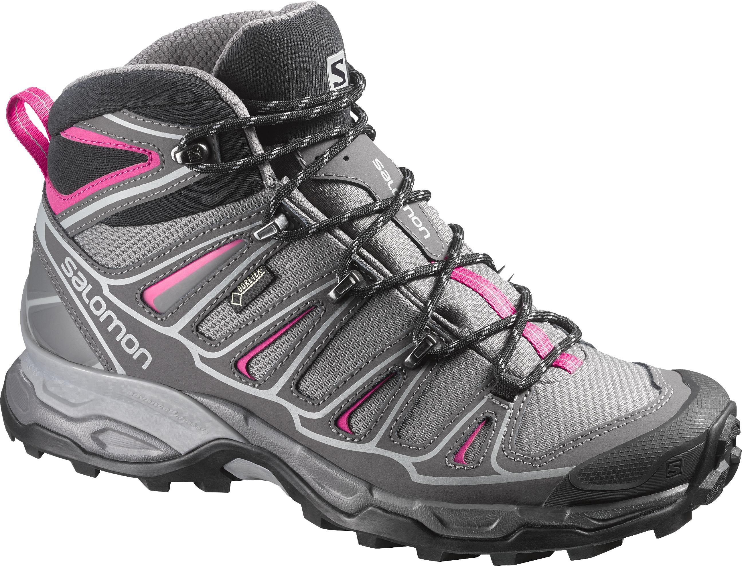Salomon X Ultra Mid 2 GTX Light Trail Shoes - Women s 93da7f1a48