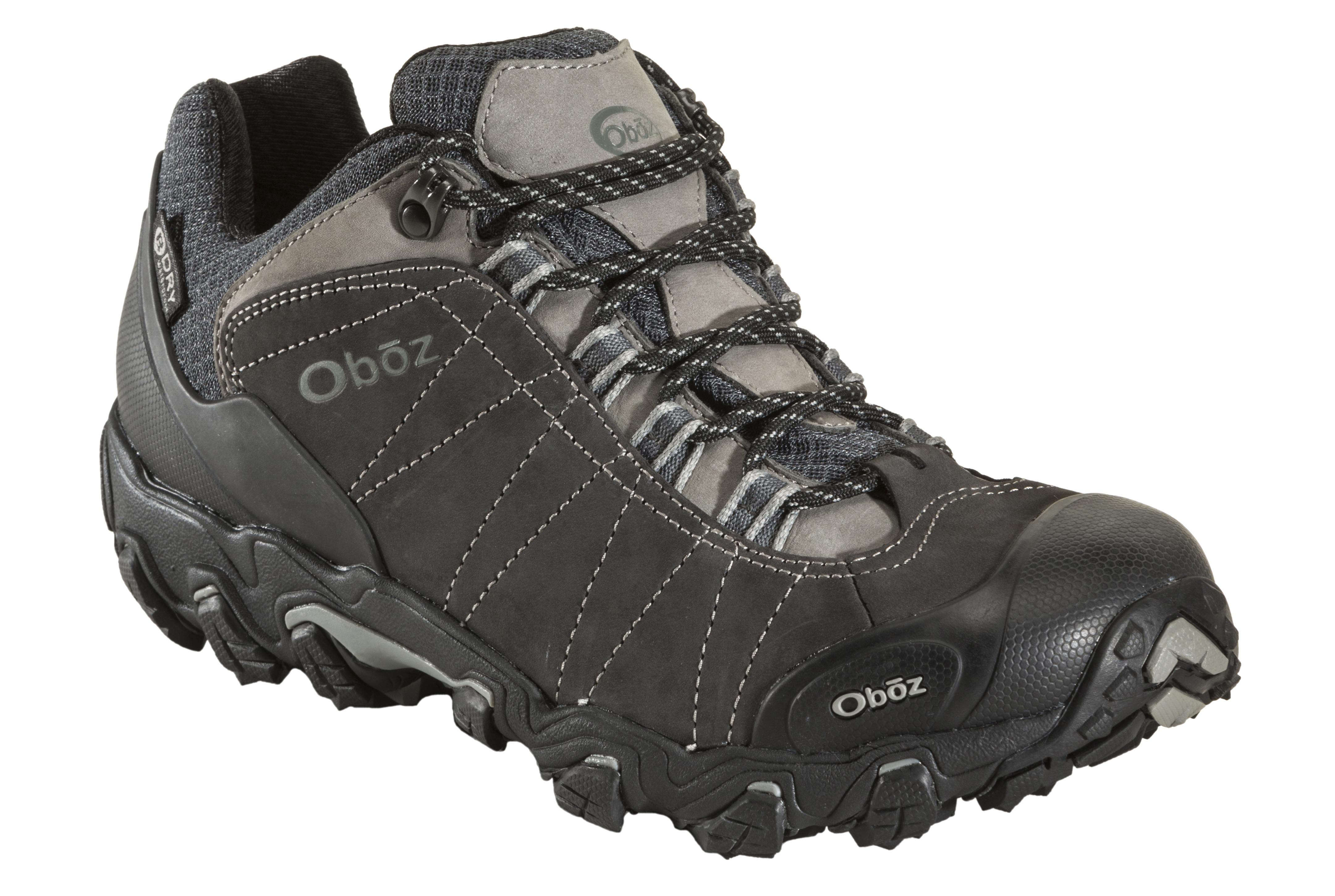 5729b4803b6 Oboz Bridger Low Light Trail Shoes - Men s