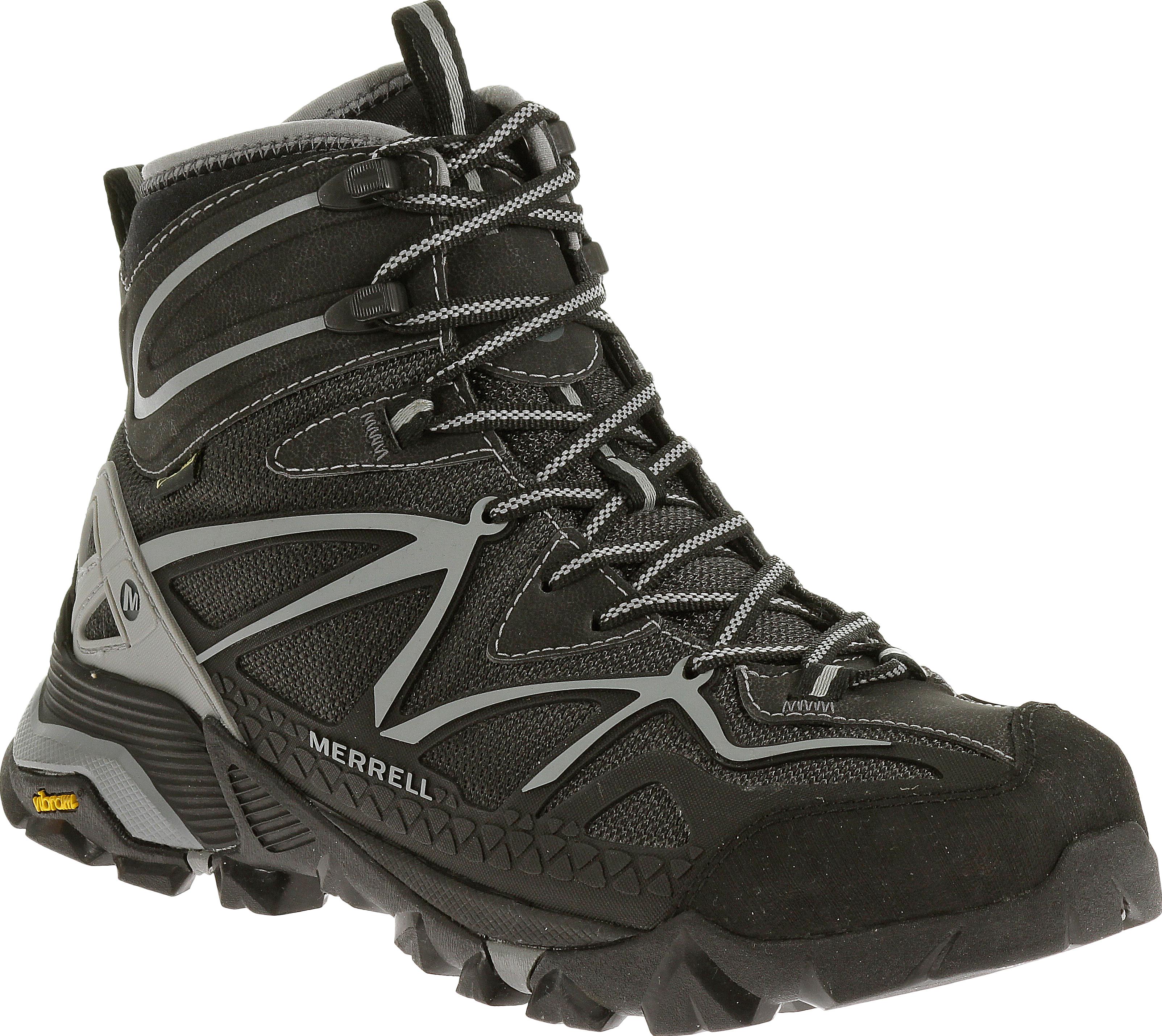 8931d27066e Merrell Capra Mid Sport Gore-Tex Light Trail Shoes - Men's
