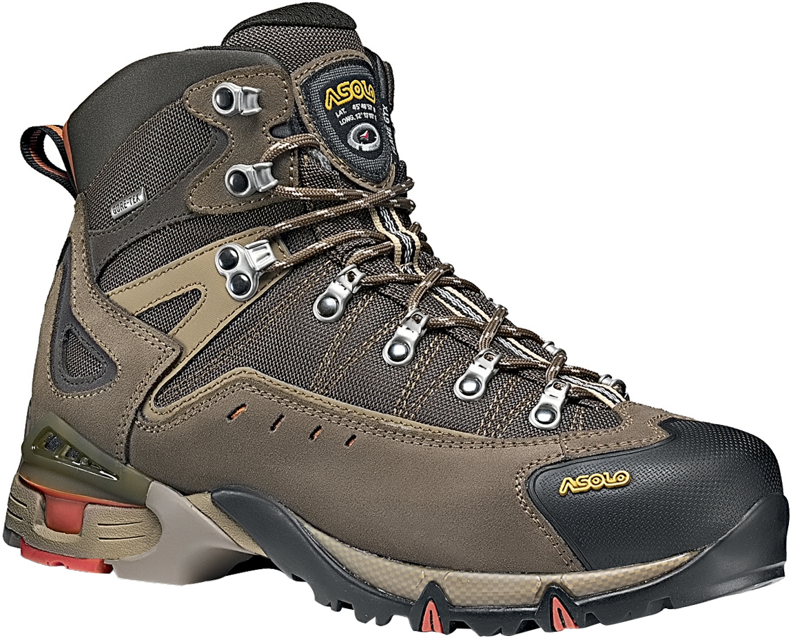 Asolo Flame Hiking Boots - Men s a31ee65c3