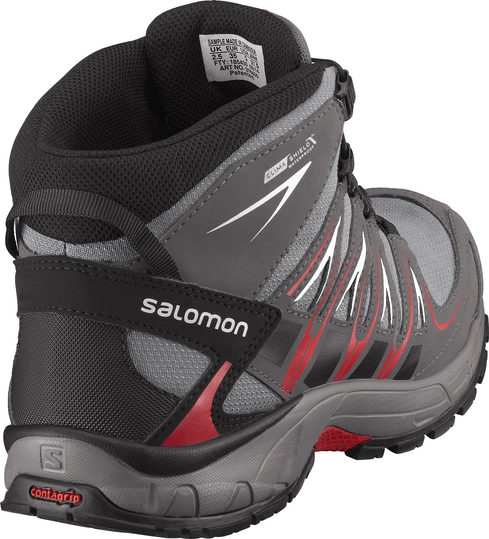Salomon XA Pro 3D Mid CSWP Shoes - Children to Youths 78db3a0d407a