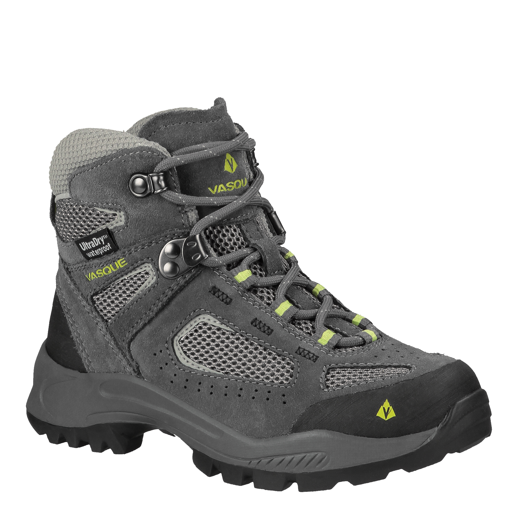 9c6b79fb314 Vasque Breeze 2.0 Ultradry Kids Hiking Boots - Children to Youths
