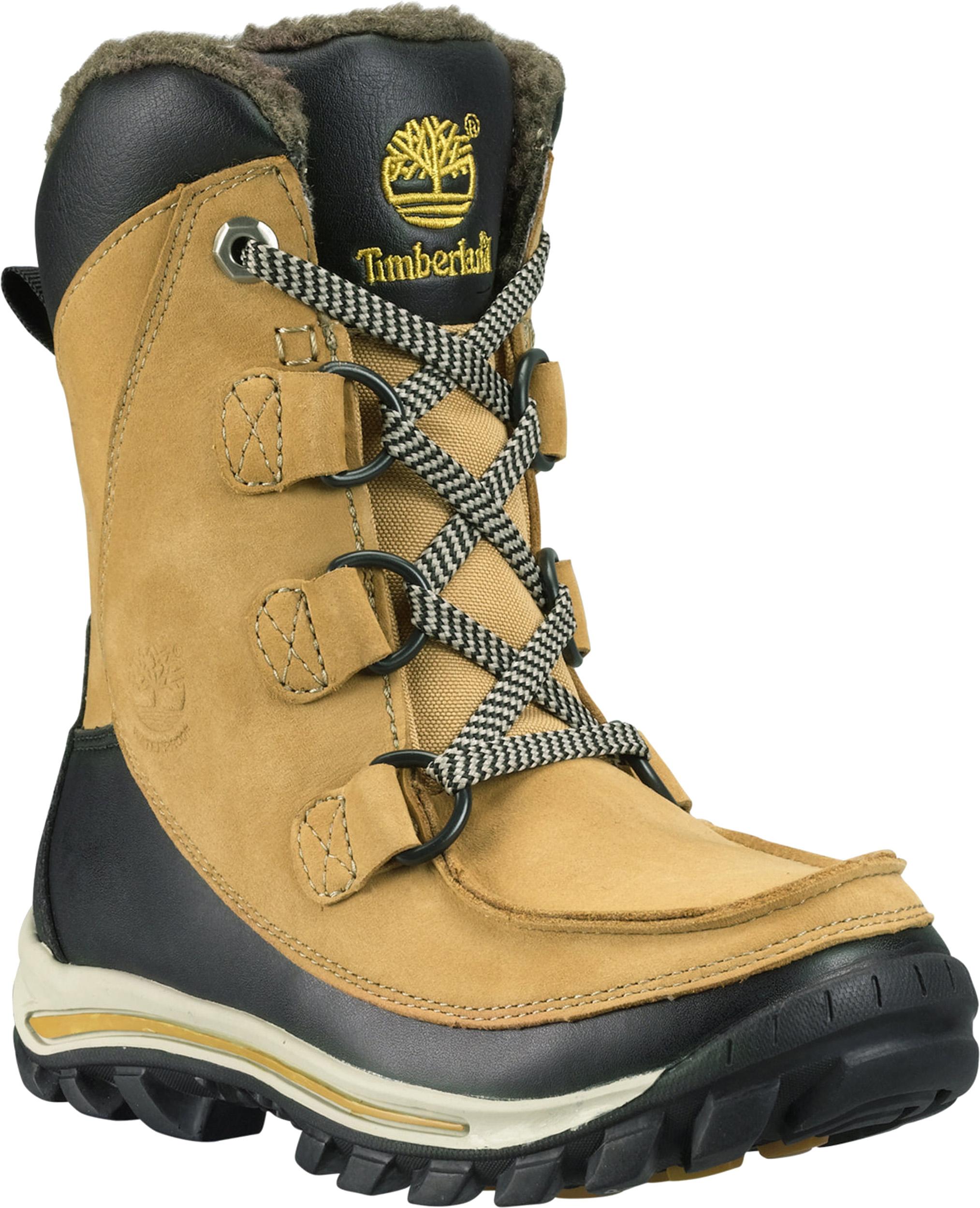 Timberland Rime Ridge HP Waterproof Winter Boots - Children to ... ee1d1481b