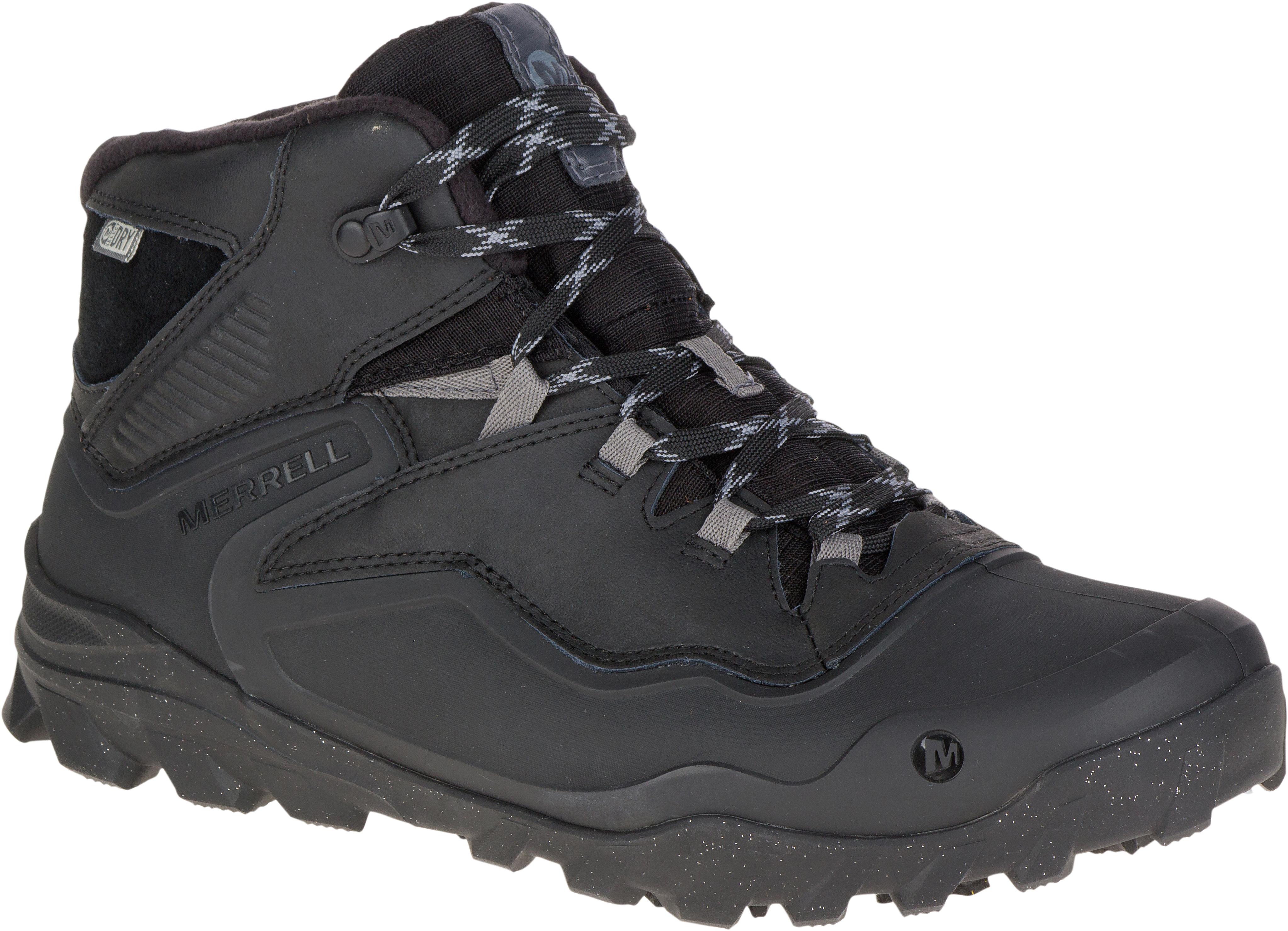 abdd3846bf Merrell Overlook 6 Ice+ Arctic Grip Waterproof Winter Boots - Men's