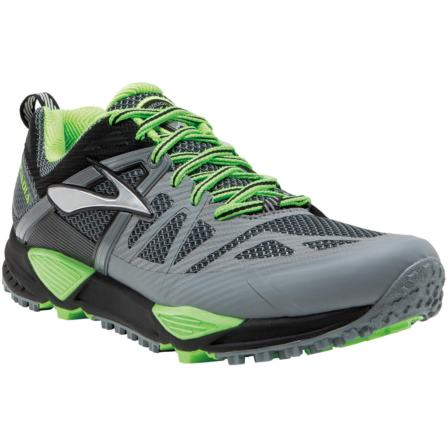 82514a17cdb6d Brooks Cascadia 10 Trail Running Shoes - Men s