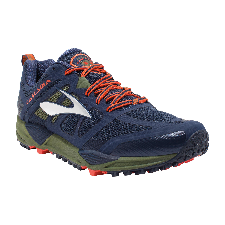 sells arrives info for Brooks Cascadia 11 Trail Running Shoes - Men's