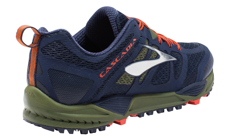 57c84375ccf Brooks Cascadia 11 Trail Running Shoes - Men s
